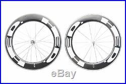 HED Jet 9 Plus Road Bike Wheel Set Carbon Clincher Shimano 10s