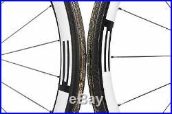 HED Stinger 5 Road Bike Wheel Set 700c Carbon Tubular Shimano 11 Speed