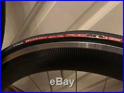 HED jet 60 Wheelset Aero Carbon Clincher Shimano 10 Speed Road Bike Bag 700cc 5