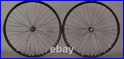 H Plus Son Archetype Black Rims Dt 370 Hubs Road Bike Wheels 8-11 Speed Shimano
