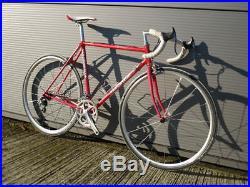 Holdsworth Criterium 54cm Road Bike Vintage Reynolds 531 Steel Shimano 105 Red