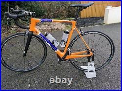 Holdsworth Super Professional Carbon Road Bike. Size Large. Shimano Ultegra Di2