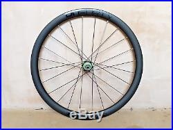 Hope RD40 Carbon Road Bike / Cyclocross Wheelset for Disc Brakes & Shimano Gears