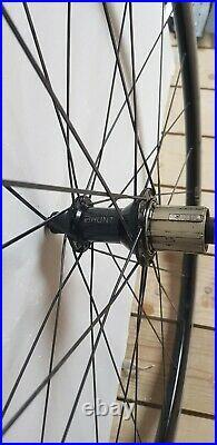Hunt 4 Season Road Bike Wheels Aero Shimano Wheel Set
