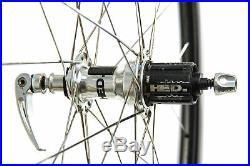 Jet 5 Plus Road Bike Wheel Set 700c Carbon Alloy Clincher Shimano 10 Speed