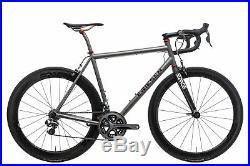 Kent Eriksen Titanium Road Bike 54cm Shimano Dura-Ace Di2 R9070 11 Speed ENVE