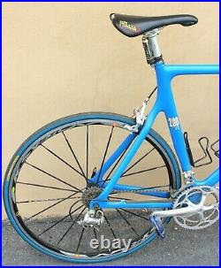 Kestrel 200 SCI One-Piece Graphite Road Bike Shimano Ultegra Look Anatomia 24