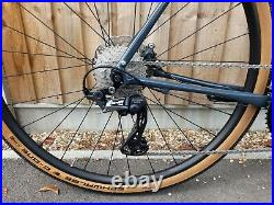 Large 2020 Cannondale Topstone Shimano GRX Groupset Road / Gravel Bike