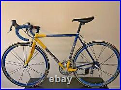 Lemond Zurich Road Bike Reynolds 853 Pro, Shimano Ultegra, Rolf, Michelin, 51cm