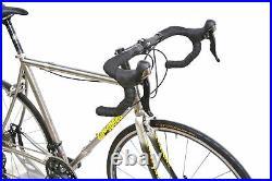 Litespeed Arenberg S&S Coupler Titanium Road Bike 2 x 10 Speed Shimano 58 cm / L