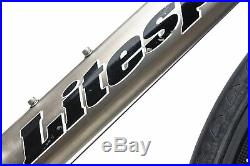 Litespeed Tuscany Road Bike 59cm Titanium Shimano 105 11 Speed IRT i50c