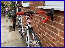 Look 675 Carbon Fibre Road Bike Shimano Ultegra
