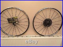 Mavic Aksium wheelset 700c Shimano Road Bike Bicycle Wheels