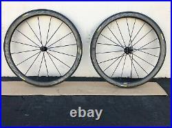 Mavic COSMIC PRO CARBON EXALITH Aero Wheels. Shimano SRAM 10, 11 Speed 700c