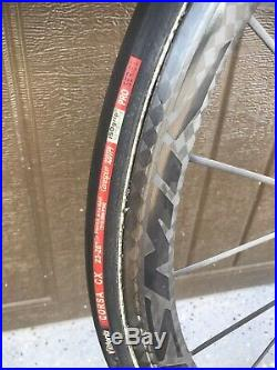 Mavic Cosmic Carbone Ultimate Road Bike Wheels Wheelset Shimano 11 Spd Hub