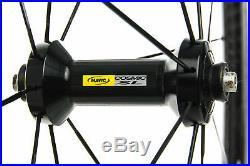 Mavic Cosmic SL Road Bike Wheel Set 700c Carbon Clincher Shimano 11 Speed