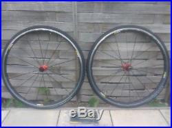 Mavic Ksyrium Elite Road Bike Cycling Wheel set 10/11 Shimano hub