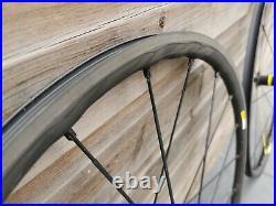 Mavic Ksyrium Pro Exalith Shimano Sram up to 11 speed including new tyres