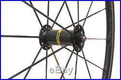 Mavic Ksyrium Pro Road Bike Wheel Set 700c Aluminum Clincher Shimano 11 Speed