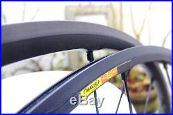 Mavic Ksyrium SLR Exalith Road Bike Wheelset Wheels Shimano 11sp Clincher