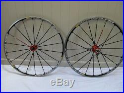 Mavic Ksyrium SL Road Bike Wheels Shimano Freehub & Skewers