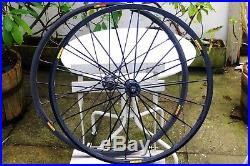 Mavic Ksyrium SSC SLR Exalith Road Bike Wheelset Wheels Shimano 11sp Clincher
