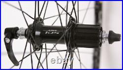 Mavic Open Pro UST Tubeless Rims Shimano 105 Hubs Road Bike Wheelset 8-11 Speed