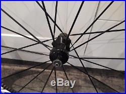 Mavic cosmic carbone SL road bike wheels 700c shimano 11 speed