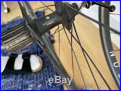 Mekk 4G Primo Shimano Di2 Carbon Roadbike With Dura Ace Ultegra R8000 Zipp