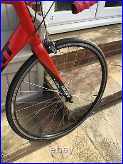 Mens Road Bike Giant Defy 3.5 XL with Shimano Gears