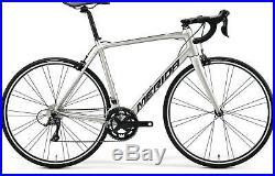 Merida SCULTURA 200 M L SIL/TIT 2020 Road Race Bike gravel fitness Shimano