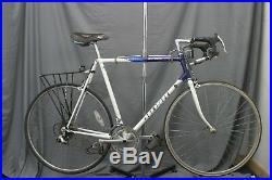 Miyata Alumitech Road Bike Vintage Touring Cross Gravel Japan Shimano Charity