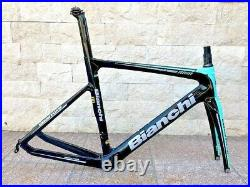 NEW Bianchi ARIA carbon road bike Frame campagnolo shimano xr3 xr4 specialissima
