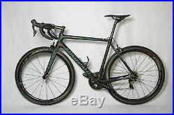 NEW Bianchi Specialissima CV Carbon Road Bike Size 55 Shimano Dura Ace 9100