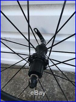 NEW Vision Team 35 Comp Road Bike Wheels Shimano. Vittoria Rubino Pro tyres