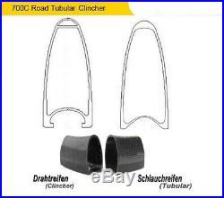 Novatec 700C Carbon Road Bike wheels 38 50 88 mm Clincher for Shimano hub wheels