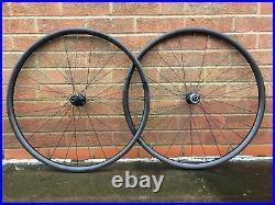 Orbea Road Bike Disc Wheelset- Thru Axle Shimano RS470 CL hubs new pair wheels