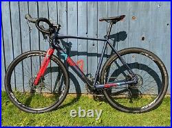 Orbea Terra H30-D 2019 Road and Gravel Bike size Large, Shimano 105