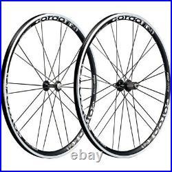 PRO-Lite 700C Garda-DS2 Wide Rim Training Road Bike Wheel Set, 8-11 Speed