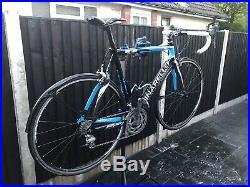 Pinarello FP1 Road Bike, Carbon Onda Forks, Sky Team, Shimano Tiagra 2011 (S 53)