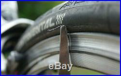 Pinarello FP2 Carbon Road Bike Size 53cm Shimano 105 Dura Ace Wheels Giant