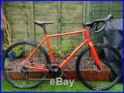 Pinnacle Arkose 3, Gravel/Road/Commuter/Cyclocross Bicycle, Disc, Shimano 105