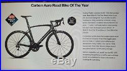 Planet X EC-130E Carbon Aero road bike Small Frame Full Shimano Ultegra Groupset