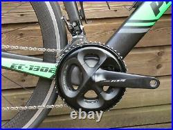 Planet X EC-130E Rivet Rider Shimano 105 carbon aero wheels Medium
