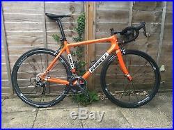 Planet X Pro Carbon Road Bike Large Shimano Ultegra