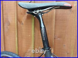 Planet X Pro Carbon Shimano Ultegra 6800 Road Bike (53cm), less than 300 miles