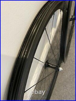 Prime Carbon 40mm Chris King R45 Shimano 11 Speed Custom WheelSet