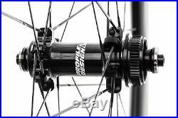 Profile Design 58/TwentyFour Disc Road Bike Wheelset 700c Carbon CL Shimano 11s