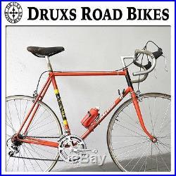 RALEIGH RAPID RENNRAD ROAD BIKE VINTAGE EROICA REYNOLDS 531 1970s RH 58 SHIMANO