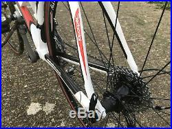 RIBBLE GRAND FONDO CARBON ROAD BIKE 56cm Shimano 105 5700